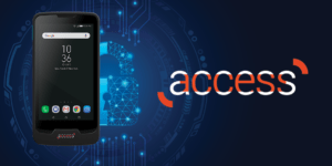 Lancement de l'Access