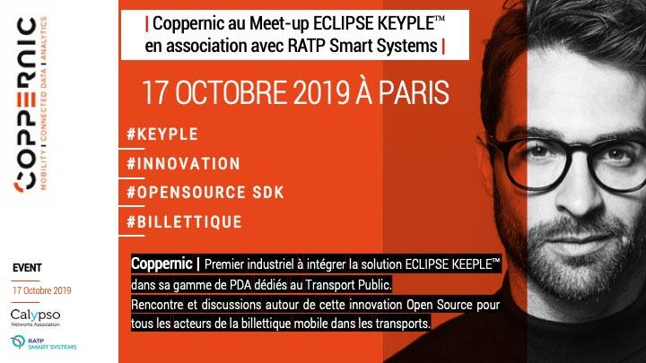 Coppernic au Meetup Eclipse Keyple