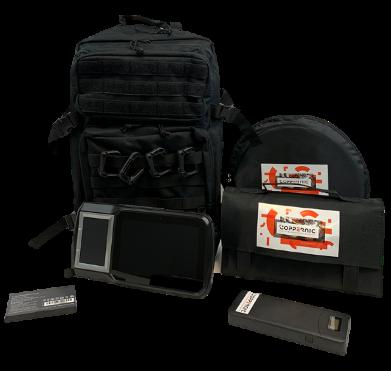 Backpack Enrollment Coppernic